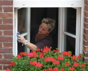 Fenster reinigen anleitung