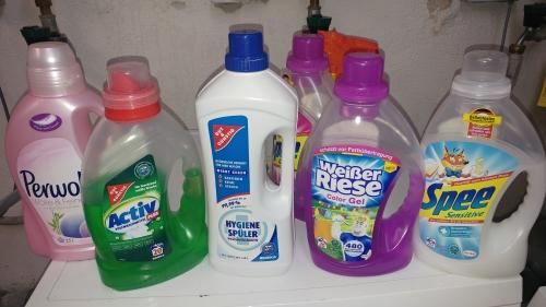 bestes Waschmittel Test