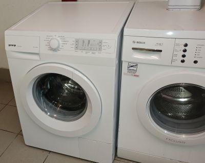 Waschmaschine und Waeschetrockner Kombi