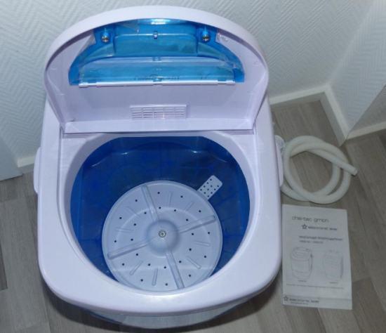 Mini Waschmaschine Test Vergleich
